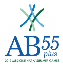 Medicine Hat summer games logo